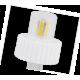 Ecola G9  LED Premium  7,5W Corn Mini 220V 2800K 300° (керамика) 61x40