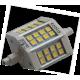 Projector   LED Lamp Premium  6,0W F78 220V R7s 2700K 78x32x51 Ecola