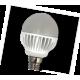 LED Globe G45 7,0W 4000K E14 78x45 светодиод. лампа Ecola