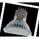 Light Reflector GU10  LED  3W 220V GU10 4200K матовое стекло 53х50 Ecola