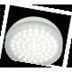 LED Tablet Light 4,2W 220V 4200K GX53 27x75 мат. стек. светодиод. лампа Ecola