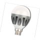 LED Light Globe G45 4,1W 220V 2700K E14 82x45 светодиод. лампа Ecola