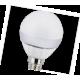 Ecola Light Globe  LED  4,0W G45 220V E14 4000K шар (алюм pадиатор) 76x45