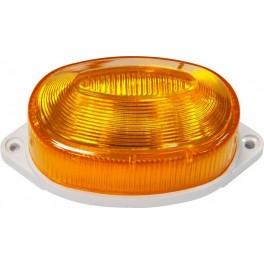 Светильник-вспышка (стробы) 3,5W 230V, желтый, ST1D