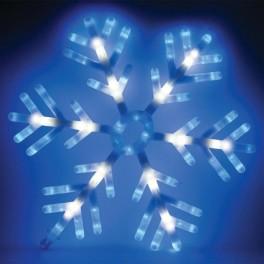 Световая фигура  220-240V  142 LED (мультиколор), IP20, 58*58 см, 1,6м шнур,  LT035 артикул