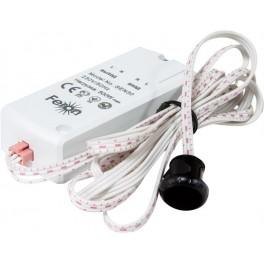 Датчик движения 230V 500W 5-8см 30° белый  с 1.5м кабелем SEN30, артикул