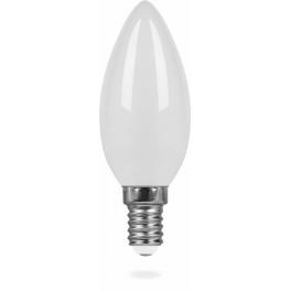 Лампа светодиодная LB-58 Свеча E14 5W 2700K