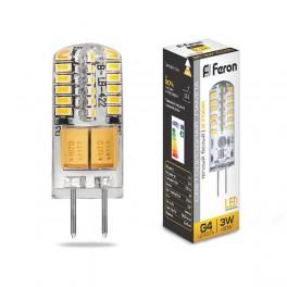 Лампа светодиодная LB-422 G4 3W 2700K