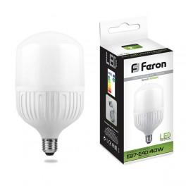 Лампа светодиодная LB-65 E27-E40 40W 4000K