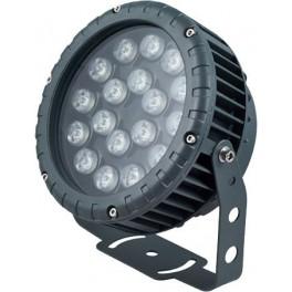Светодиодный светильник ландшафтно-архитектурный LL-885  85-265V 36W RGB IP65