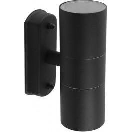 Светильник садово-парковый DH0704, 2*GU10 230V, черный