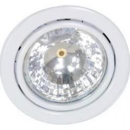 Светильник мебельный, JC G4.0 белый, с лампой, DL3