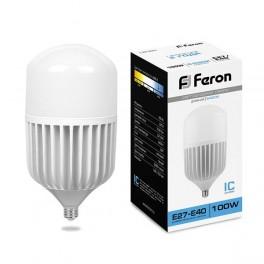 Лампа светодиодная LB-65 E27-E40 100W 6400K