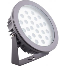 Светодиодный светильник ландшафтно-архитектурный LL-877 Luxe 230V 24W RGB IP67