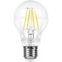 Лампы светодиодные филаментные груша