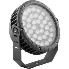 Светодиодный светильник ландшафтно-архитектурный LL-885  85-265V 36W зеленый IP65