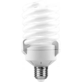 Лампа энергосберегающая ELS64 Спираль E27 55W 6400K