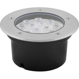 Светодиодный светильник тротуарный (грунтовый) SP4114 12W 6400K 230V IP67