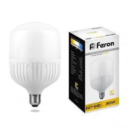 Лампа светодиодная LB-65 E27-E40 30W 2700K