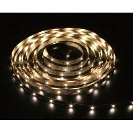 Cветодиодная LED лента LS613, 120SMD(3528)/м 9.6Вт/м  5м IP65 12V 3000К