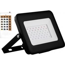 Светодиодный прожектор LL-613 IP65 50W RGB