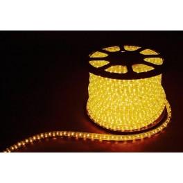 Дюралайт светодиодный LED-R2W 2-х жильный , желтый 1,44Вт/м 36LED/м 100м 220V