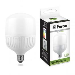Лампа светодиодная LB-65 E27-E40 50W 6400K