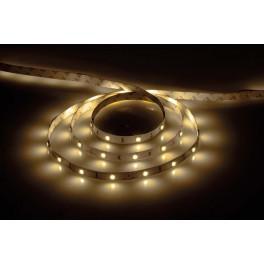 Cветодиодная LED лента LS606, готовый комплект 5м 60SMD(5050)/м 14.4Вт/м IP20 12V 3000К , ДЕМО-УПАКОВКА
