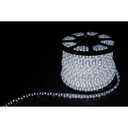 Дюралайт светодиодный LED-F3W 3-х жильный , белый 7000K 2,88Вт/м 72LED/м 50м 220V