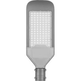 Светодиодный уличный консольный светильник SP2924 100W 6400K 230V, серый