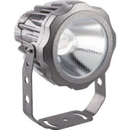 Светодиодный светильник ландшафтно-архитектурный LL-886  85-265V 10W зеленый IP65