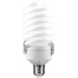 Лампа энергосберегающая ELS64 Спираль E27 65W 6400K