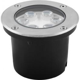 Светодиодный светильник тротуарный (грунтовый) SP4112 6W 6400K 230V IP67