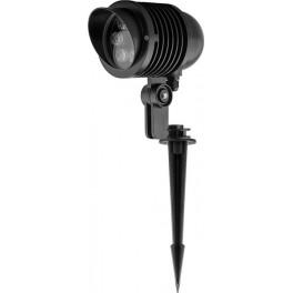 Светодиодный светильник тротуарный (грунтовый) SP2705 6W зеленый 85-265V IP65