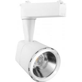 Светодиодный светильник AL101 трековый на шинопровод 12W 4000K 35 градусов белый
