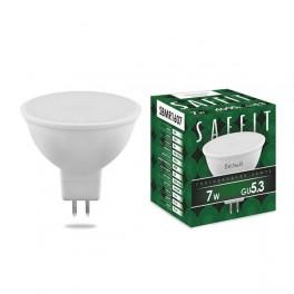 Лампа светодиодная SAFFIT SBMR1607 MR16 GU5.3 7W 4000K