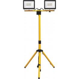 Светодиодный прожектор LL-502 на штативе IP65 2*30W 6400K
