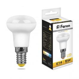 Лампа светодиодная LB-439 E14 5W 2700K