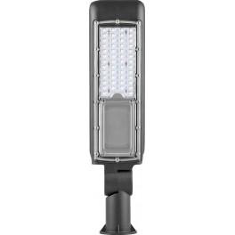 Светодиодный уличный консольный светильник SP2820 100W 6400K 85-265V/50Hz, черный
