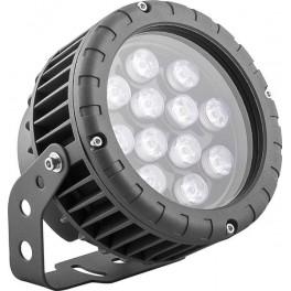 Светодиодный светильник ландшафтно-архитектурный LL-883  85-265V 12W зеленый IP65
