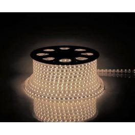 Cветодиодная LED лента LS704, 60SMD(2835)/м 4.4Вт/м  100м IP65 220V 2700К