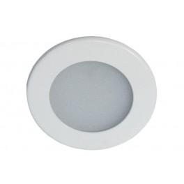 Светодиодный светильник AL500 встраиваемый 3W 4000K белый