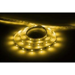 Cветодиодная LED лента LS606, 30SMD(5050)/м 7.2Вт/м  5м IP20 12V желтый