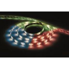 Cветодиодная LED лента LS607, 30SMD(5050)/м 7.2Вт/м  5м IP65 12V RGB
