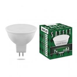 Лампа светодиодная SAFFIT SBMR1607 MR16 GU5.3 7W 2700K