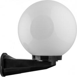Светильник садово-парковый НБУ 01-60-250 шар ПМАА E27 230V, молочно-белый