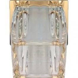 Светильник потолочный JCD9 35W G9 прозрачный-матовый,золото , JD117