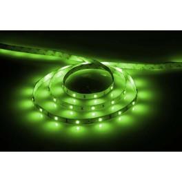 Cветодиодная LED лента LS606, 30SMD(5050)/м 7.2Вт/м  5м IP20 12V зеленый