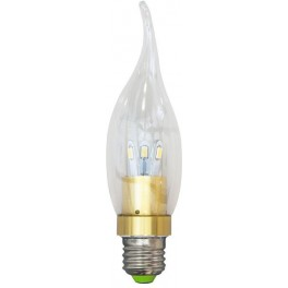 Лампа светодиодная LB-71 Свеча на ветру E27 3,5W 4000К