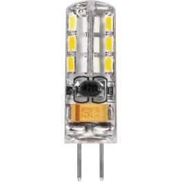 Лампа светодиодная LB-420 G4 2W 2700K
